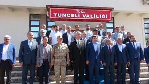 AK Partili Yılmaz: Tuncelide huzur ortamının pekişmesi ekonomik hayata canlılık kattı
