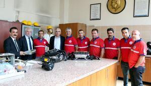 Uluslararası Maden Kurtarma yarışmasında Türkiyeyi temsil edecekler