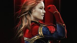 Captain Marvel fragmanı yayınlandı Evrenin en güçlüsü geliyor...