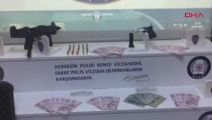 Polis kılığında TIRın önünü kesip, 5 milyon TLlik madeni çaldılar