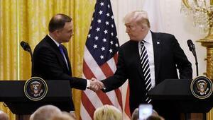 Polonya, ABD'den ülkede askeri üs kurmasını istedi