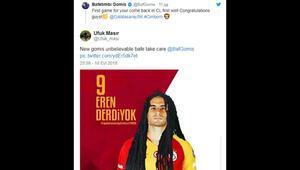 Galatasarayın galibiyeti sonrasında atılan en iyi tweetler