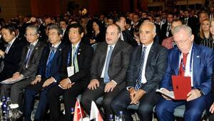 Bakan Varank, Türkiye-Japonya İş Konseyi Toplantısında konuştu (1)