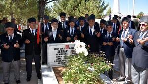 Gaziler Gününde şehitler unutulmadı