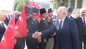 Hatay'da Gaziler Günü Kutlandı