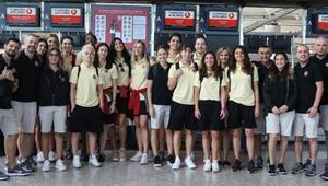 A Milli Kadın Basketbol Takımı, İspanyaya gitti