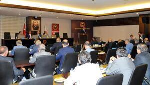 GSO Eylül meclis toplantısı yapıldı
