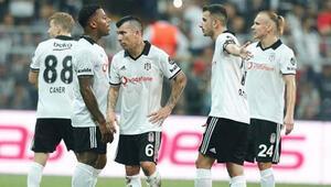 Beşiktaşta hedef iyi başlangıç