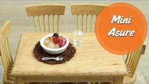 Mini Türk Mutfağı - Mini Aşure