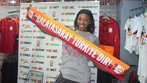 Cursty Jackson, yeniden Galatasarayda
