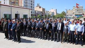 Kahta'da Gaziler Günü kutlandı