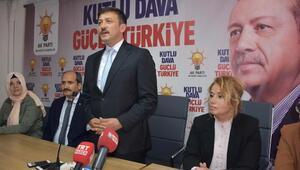 AK Partili Dağ: Yerel seçimler için ince eleyip sık dokuyoruz