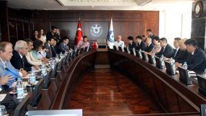 Çin ve İzmir arasında teknolojik güçlü iş birliği