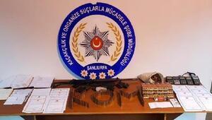 Viranşehirde tefeci operasyonu: 15 gözaltı
