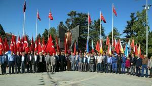 Develide Gaziler Günü kutlandı