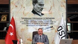 Kayseri OSB Başkanı Nursaçandan Gaziler Günü mesajı
