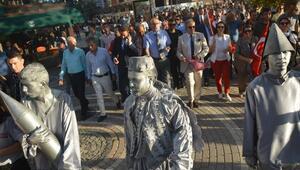 Bandırma'da festival başladı