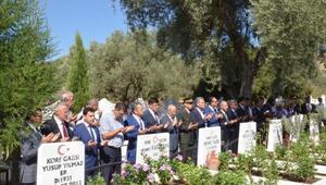 Nazillide Gaziler Günü kutlandı