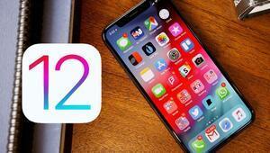 iOS 12de şaşkına çeviren hata: O harf resmen kayboldu