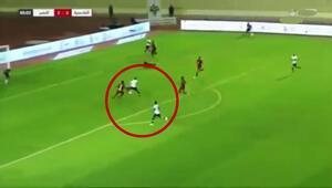 Giuliano - Ahmed Musa ikilisinden muhteşem gol