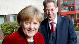 Merkel, görevinden aldığı Maassen hakkında ilk kez konuştu