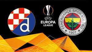 Dinamo Zagreb Fenerbahçe UEFA Avrupa Ligi maçı hangi kanalda saat kaçta canlı yayınlanacak İşte Fenerbahçenin ilk 11i