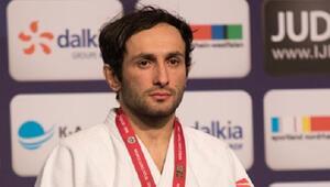 Milli judocu Bekir Özlü sakatlandı