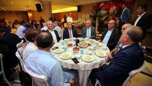 Başkan Yaşar, alevi vatandaşlarla buluştu