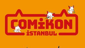 COMİKON İstanbul bu yıl 28-30 Eylül'de