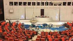 TBMM Genel Kurulu Salonu yenilendi