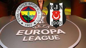 Beşiktaş ve Fenerbahçe maçı hangi kanalda saat kaçta canlı olarak yayınlanacak İşte UEFA maçlarının canlı yayın bilgileri