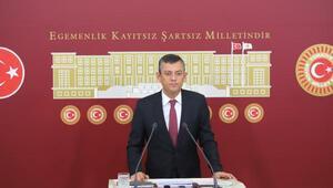 CHPli Özel: MHP aday çıkarsa şaşardık zaten