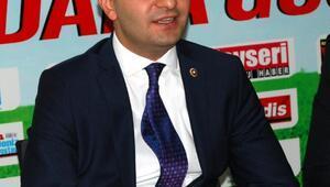 MHPli Özdemir: Ankara ve İzmir için ittifak çalışmalarımız sürüyor