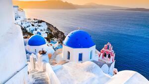 Valiz toplamadan, trafiğe takılmadan...Güzel ve beyaz: Yunan Adaları