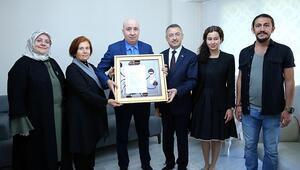 15 Temmuz Gazisi Aslana Devlet Övünç Madalyası