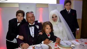 Suriyeli gelin, 13 yıl sonra düğün heyecanı yaşadı