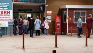 Bursada 8 işçi gıda zehirlenmesi şüphesiyle hastaneye kaldırıldı