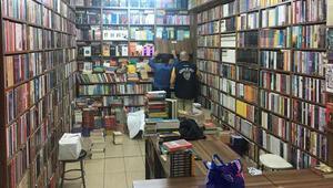 Bandrolsüz ders kitapları satan işyerlerine baskın