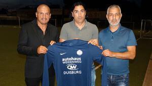 Erhan Albayrak, FSV Duisburg'un teknik direktörü, Cem Karaca yardımcısı oldu