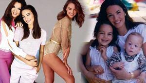 Miss Turkey finalisti Tara annesinin izinde