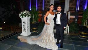 Tanla ile Batuhan evlendi