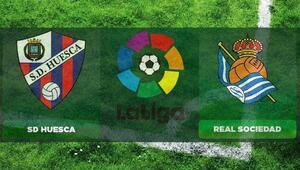 Serdar Gürlerli Huesca, Real Sociedad önünde iddaanın favorisi...