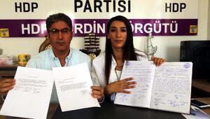 HDP: Yedibela Kızılkaya partiden ihraç edilmişti