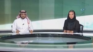Suudi Arabistan devlet kanalında ilk kadın spiker
