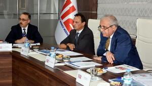 Manisada İl Koordinasyon Komisyonu toplandı