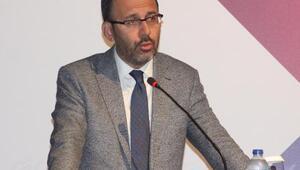 Bilal Erdoğan, milli sporlarda başarının artması için destek istedi (2)
