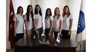 Çanakkale Belediyespor 6 oyuncuyla sözleşme imzaladı