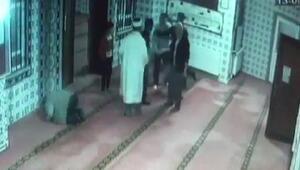 Camide, imam ile tartışan dernek başkanı için suç duyurusu