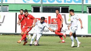 Sivas Belediyespor-Konya Anadolu Selçukspor: 2-0