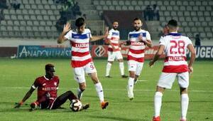 TETİŞ Yapı Elazığspor-Kardemir Karabükspor: 4-0